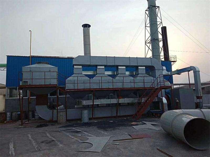 RTO设备废气处理设备